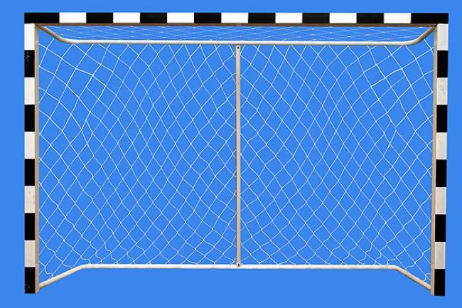 Раскраска футбольных ворот 75